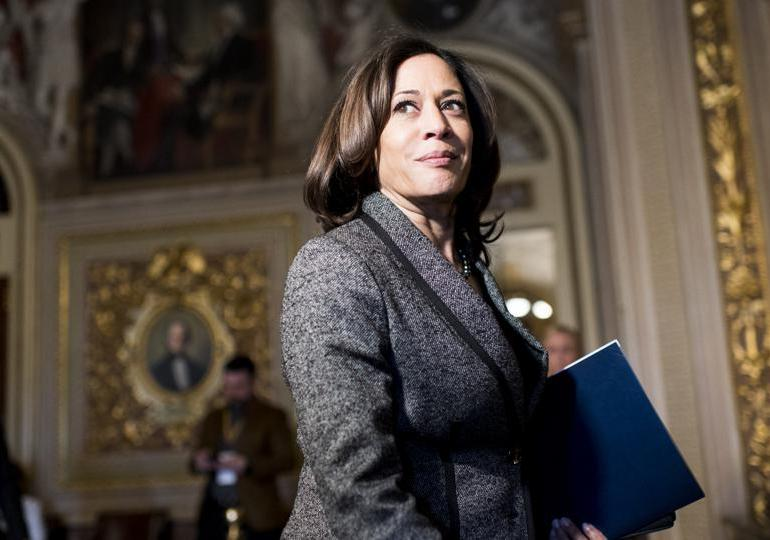 Inspirational female leaders 2020 - Kamala Harris Vice President Elect