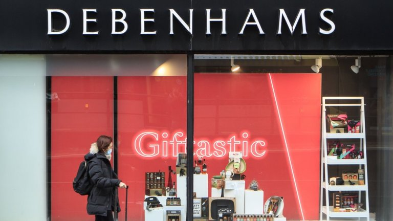 Debenhams faces uncertain future as JD Sports quits rescue talks