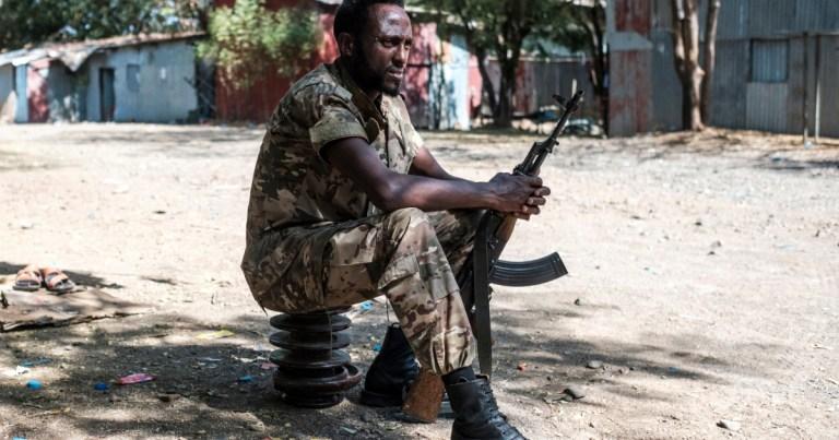 Gunmen kill dozens in Ethiopia's Benishangul-Gumuz: