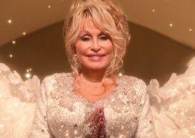 Inspirational female leaders 2020 - the legendary singer and philanthropist Dolly Parton