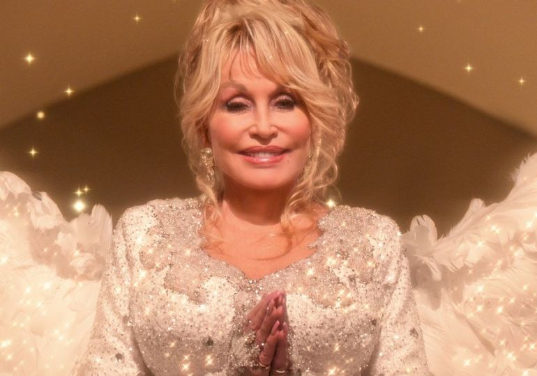 Inspirational female leaders 2020 - the legendary singer and philanthropist Dolly Parton
