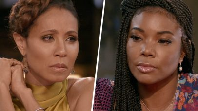 Jada and gabrielle union friends red table talk