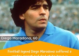 Maradona death cause - He was killed - investigation ongoing