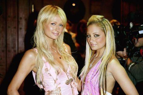 Paris Hilton and Nicole Richie 2000s