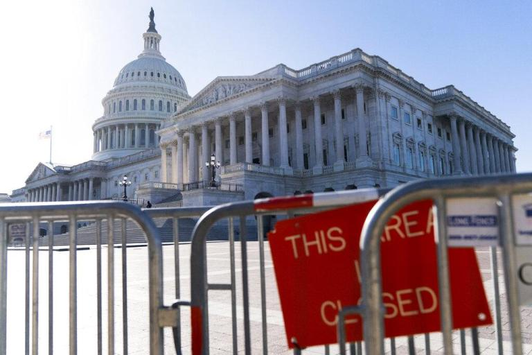 Republican-led Senate to decide on Trump's $2,000 virus relief cheques
