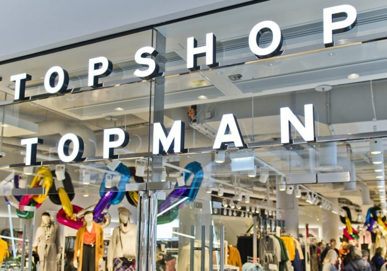 Topshop - Burton & Dorothy Perkins goes into administration