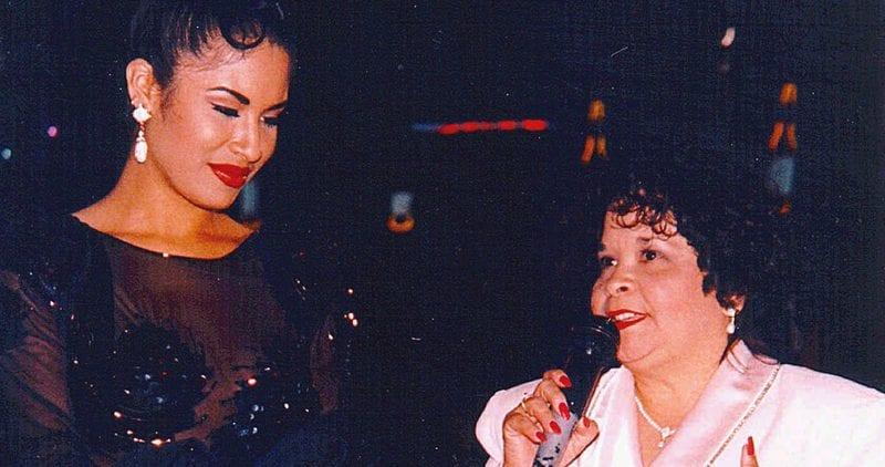 Yolanda Saldivar and Selena