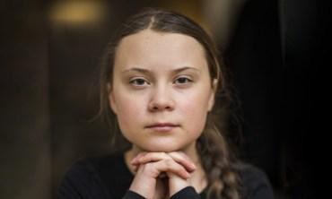 Inspirational female leaders 2020 - Greta Thunberg - ' How Dare You !'