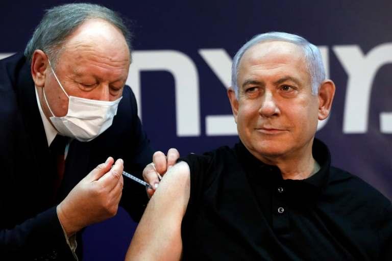 Benjamin Netanyahu hinges on Israel's coronavirus vaccination for re-election