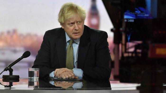 Breaking News: Boris Announces New England Lockdown To Last At Least 6 Weeks