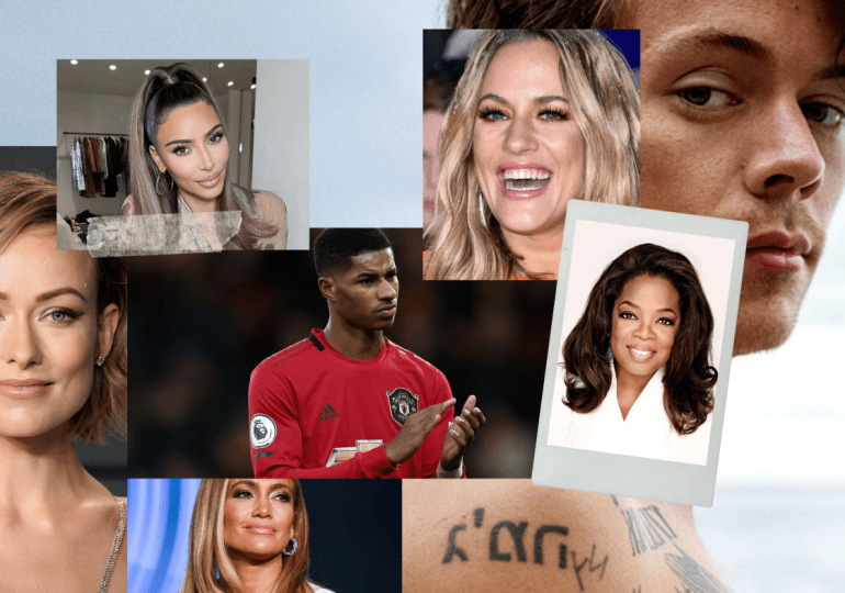 In Review: Did 2020 kill-off celebrity culture?