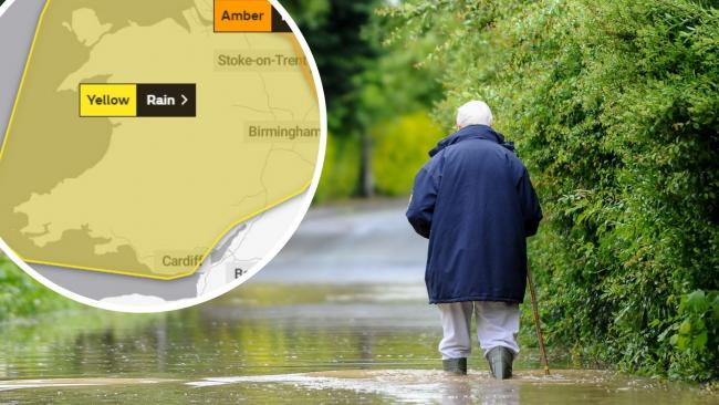 Protect Your property as Storm Christoph approaches with 50mm of rain