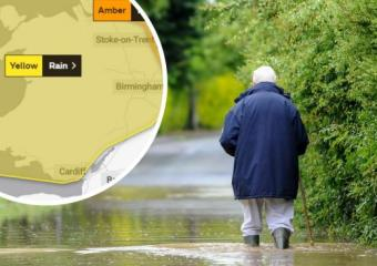 Protect your property – Storm Christoph expected to batter England