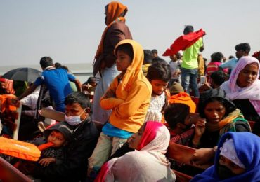 No home for the Rohingya refugees as Bangladesh moves them out