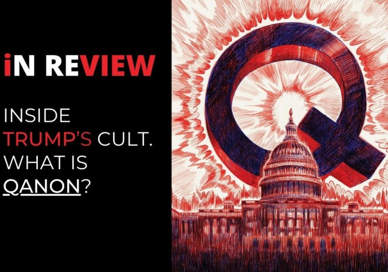 What is QAnon? Inside the Trump cult