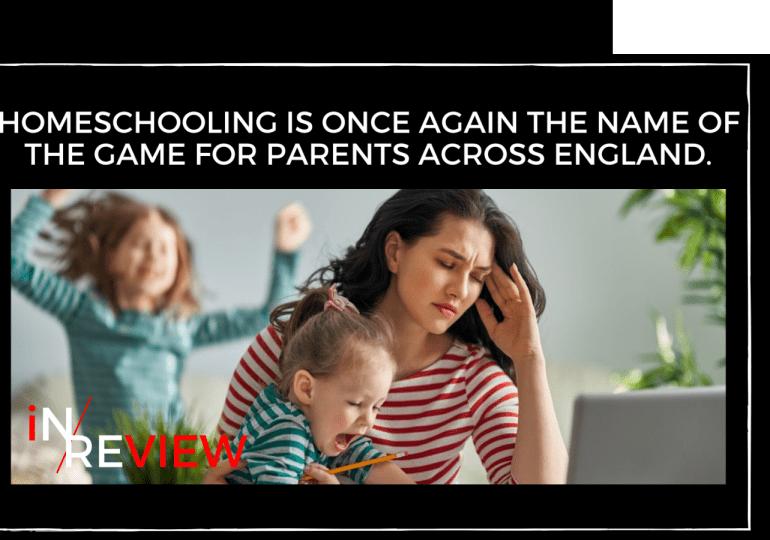 Homeschooling in 2021: 'Stop complaining, school isn't a babysitter'