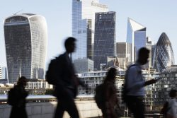 UK economy set to be one of the last to recover from pandemic