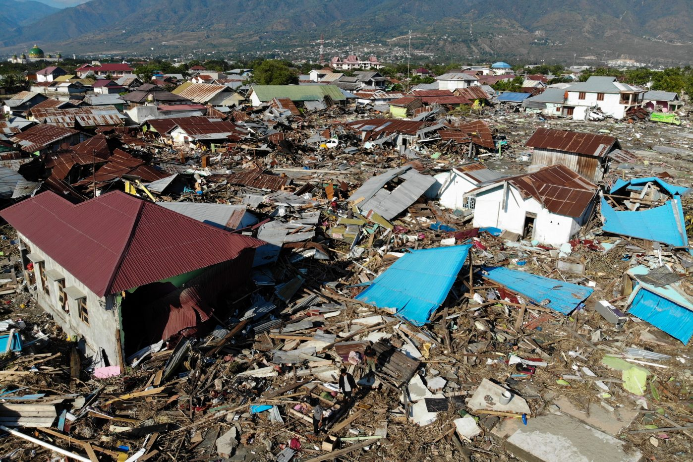 UK travel BAN - Massive earthquake in Indonesia, 26 dead -Biden unveils pandemic relief package
