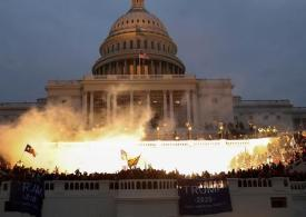 Daily News Briefing: 'disgraceful' - 4 dead in Capitol coup - China mocks US violence - Will Pence be the next US President?