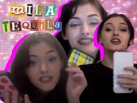 Meet YouTube's New Star - Mila Tequila - Who's Taking You Back To The 2000's