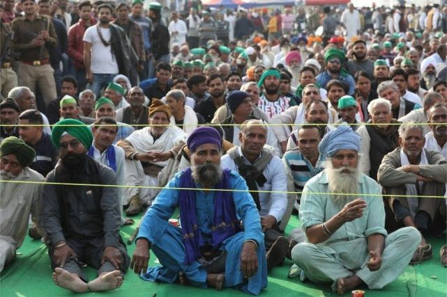 Farmers' protest: India says Rihanna tweet 'irresponsible'