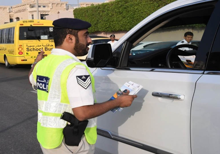 Wife drives ex-husband's car, breaks traffic rules 15 times in Abu Dhabi