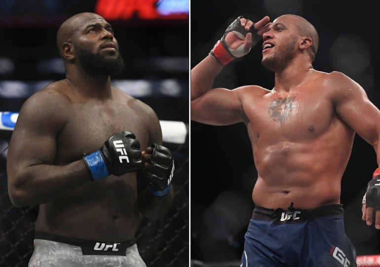 UFC Fight Night: Jairzinho Rozenstruik vs Ciryl Gane – which heavyweight will prevail?