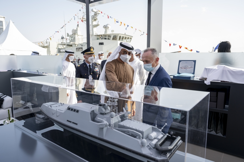UAE-shows-off-the-the-Armed-forces-to-EU-nations