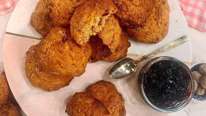 Recipe: Clodagh McKenna's rock buns