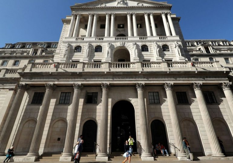 Bank of England: Economy to rebound strongly due to vaccine