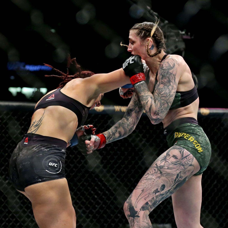 Amanda Nunes vs Megan Anderson - UFC 259