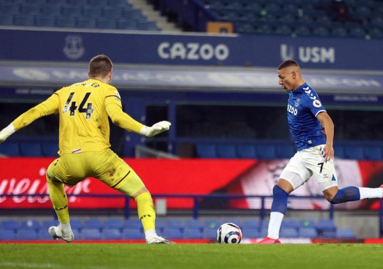 Monday's Premier League result: Richarlison goal gets Everton the win against Southampton