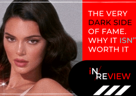 The very dark side of fame. Why it isn't worth it