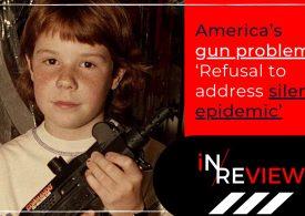 America's gun problem: 2 mass shootings in one week