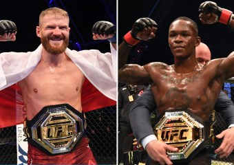 Jan Blachowicz vs Israel Adesanya: Will Adesanya become a double champ? – UFC 259