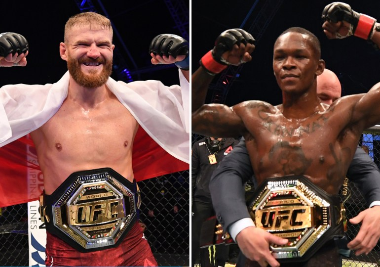 Jan Blachowicz vs Israel Adesanya: Will Adesanya become a double champ? - UFC 259