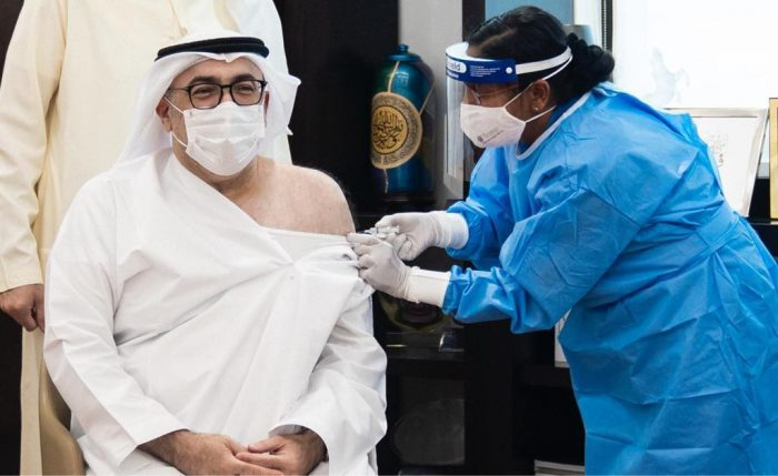 'Made in UAE' - Kingdom starts production of own vaccine