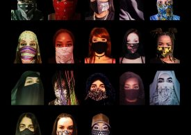 Pandemic can't stop London rap music as feisty female rappers and hip hop artists release the album