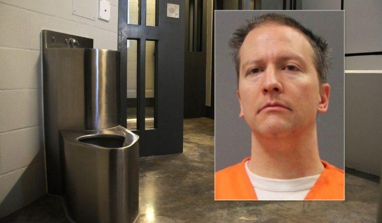 Convicted killer Derek Chauvin in 23-hour isolation