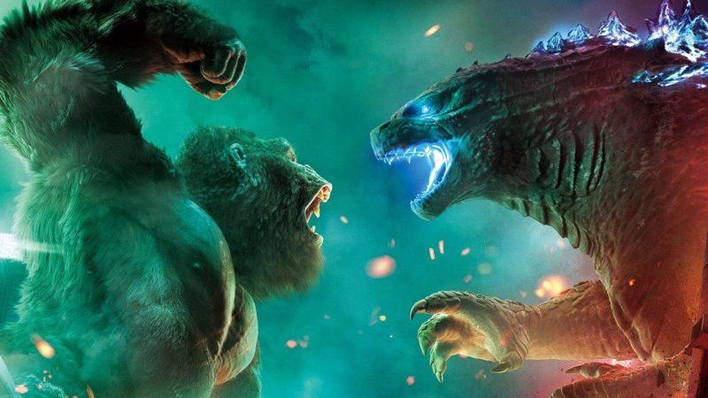 'Godzilla vs. Kong' smashes pandemic box office record
