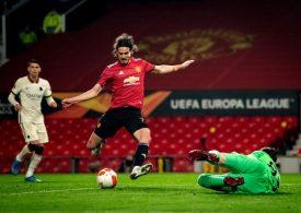 Man Utd 6-2 Roma - thrashing from united, after weak start