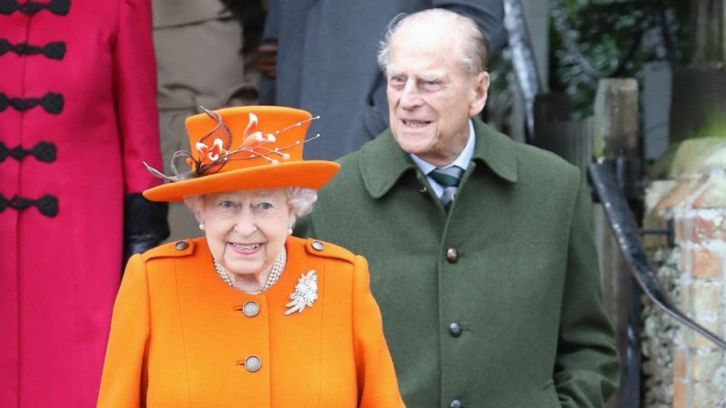 prince philip funeral queen covid-19 windsor the queen prince philip