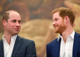 Prince William and Prince Harry 'rebuilding relationship'