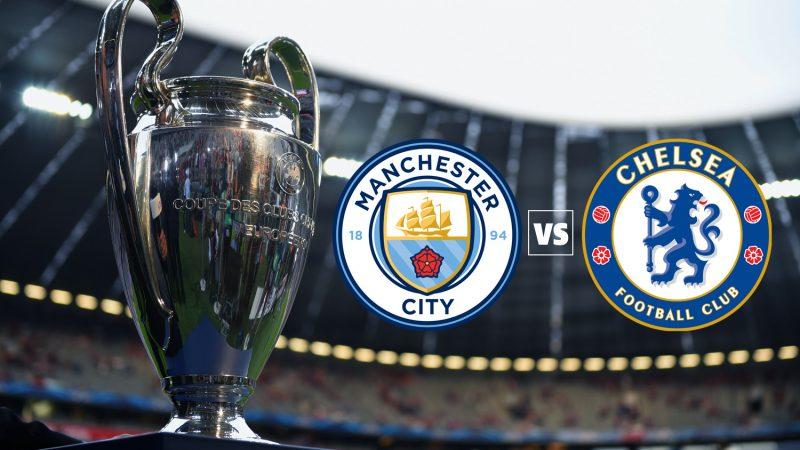 Champions League final: Manchester City v Chelsea