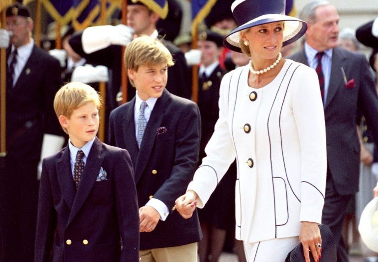 Diana: BBC contributed to 'fear and paranoia' - William & Harry speak out