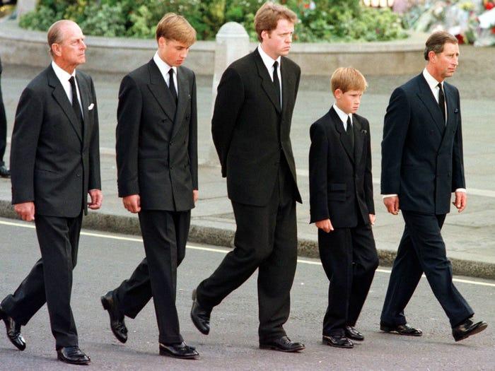 diana funeral diana interview bbc martin bashir