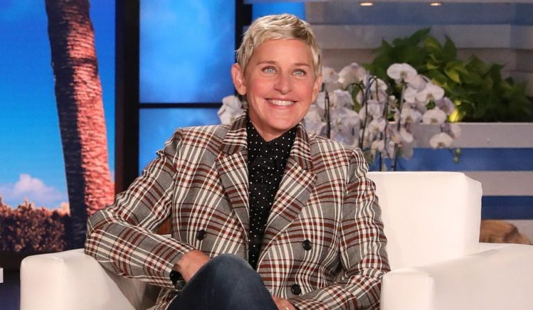 Ellen ends show after 19 years - amid 'toxic' allegations