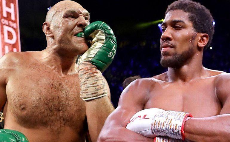 Anthony Joshua v Tyson Fury fight to take place in Saudi Arabia
