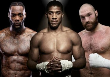 Anthony Joshua v Tyson Fury in doubt after Fury ordered to fight 3 with Wilder