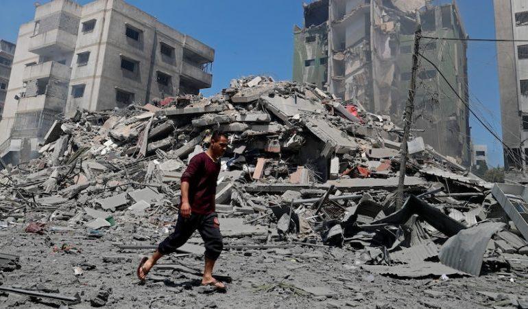 Daily News Briefing: Joe Biden calls for ceasefire - Gaza 200 dead, water power crisis - India Covid case surge